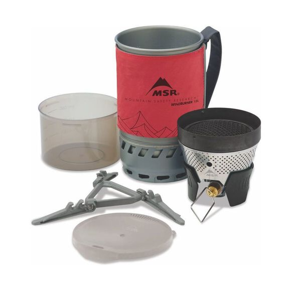 Windburner Personal Stove System brenner/koker