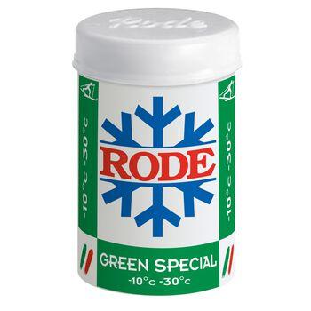 RODE Festevoks Grønn Spesial -10/-30 skismøring
