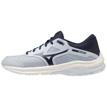 Mizuno Wave Rider 24 løpesko junior Blå