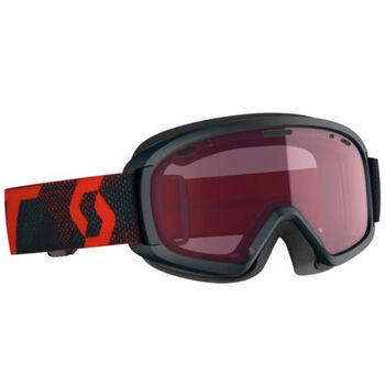 SCOTT Witty Amplifier alpinbrille junior Herre Rød