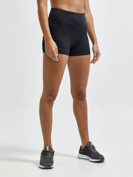 Craft ADV Essence Hot Pants shorts dame Svart