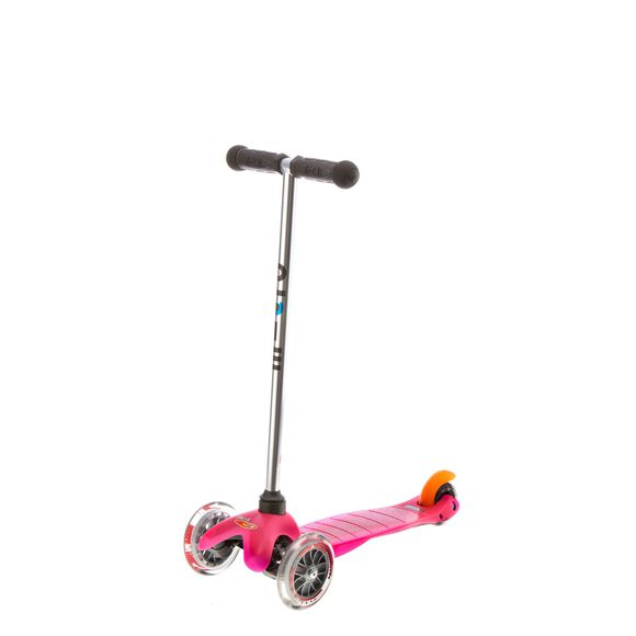Mini Micro Pink sparkesykkel barn