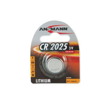 ANSMANN CR2025 batteri Brun