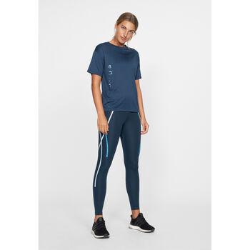 Röhnisch Ivy Loose teknisk t-skjorte dame Blå