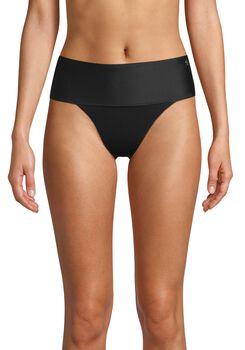 Casall Iconic High Waist Bikini Bottom bikinitruse dame Svart