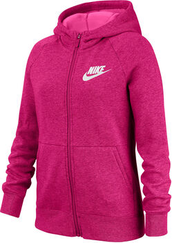 Nike G Nsw Pe Full Zip hettegenser barn/junior