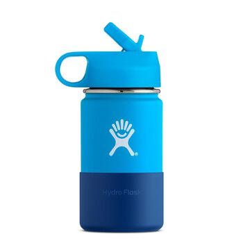 Hydro Flask Kids Wide Mouth drikkeflaske 355ml Blå