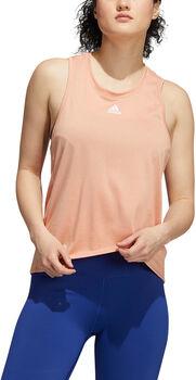 adidas Training 3-Stripes AEROREADY t-skjorte dame Rosa