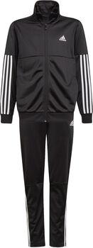 adidas 3-Stripes Team joggedress junior Svart