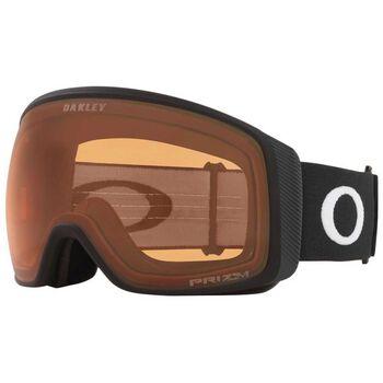Oakley Flight Tracker XL Matte Black, Prizm Snow Persimmon alpinbriller Herre Brun