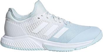 adidas Court Team Bounce innendørsko dame Blå