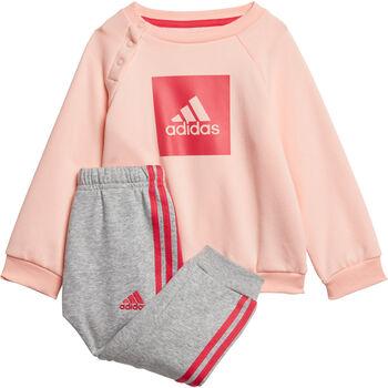 adidas 3-Stripes Logo joggedress barn Jente Rosa