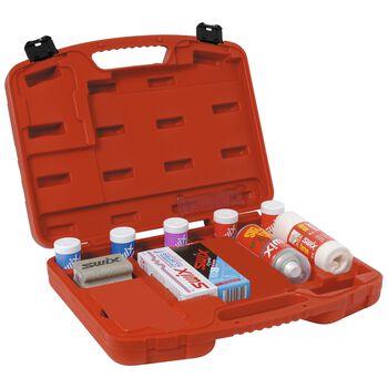 Swix T62G smørekoffert Rød