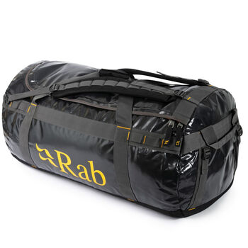 Rab Expedition Kitbag 120 L duffelbag Grå