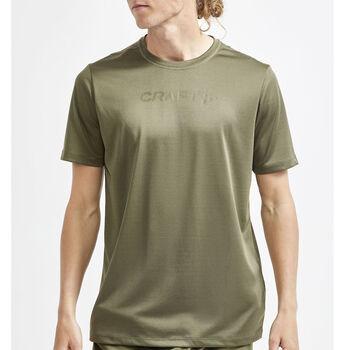 Craft Core Essence SS Mesh teknisk t-skjorte herre Grønn