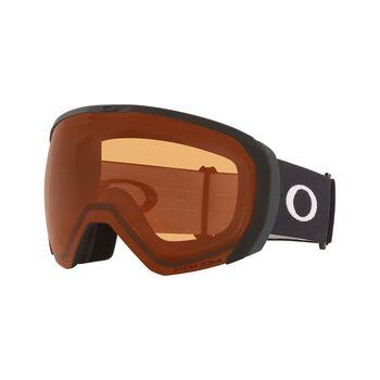 Oakley Flight Path XL Matte Black, Prizm Snow Persimmon alpinbriller Herre Svart