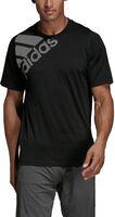 FreeLift Badge of Sport Graphic teknisk t-skjorte herre