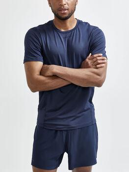 Craft Adv Essence SS teknisk t-skjorte herre Blå