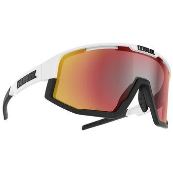 BLIZ Fusion Sportsbriller Hvit