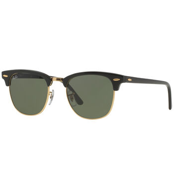 Ray-Ban Clubmaster solbriller Herre Flerfarvet