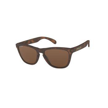 Oakley Frogskins Prizm™ Tungsten - Matte Tortoise solbriller Herre Brun