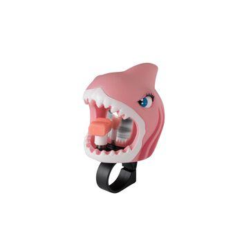 Crazy Safety Pink Shark ringeklokke Rosa