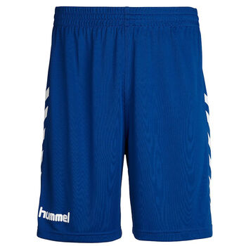 Hummel Core Poly Shorts Junior Blå
