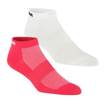KARI TRAA Skare teknisk sokk 2-pk dame Rosa