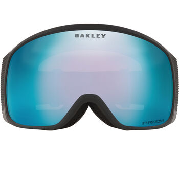 Oakley Flight Tracker XM Factory Pilot Black, Prizm Snow Sapphire alpinbriller Herre Svart
