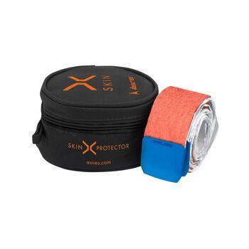 Åsnes X-Skin 58 mm nylon skifeller Flerfarvet