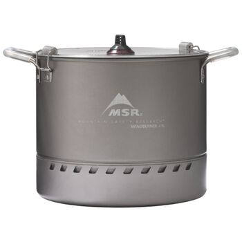 MSR Windburner Stock pot kjele Grå