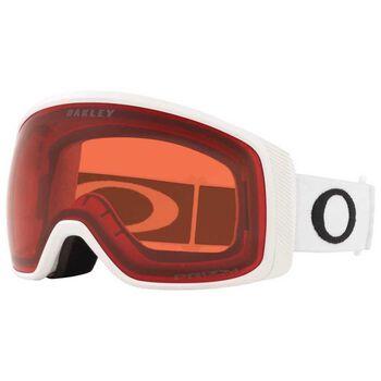 Oakley Flight Tracker XM Matte White, Prizm Snow Rose alpinbriller Herre Hvit
