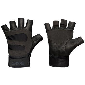 Casall Exercise glove support treningshansker Dame Svart