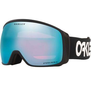 Oakley Flight Tracker XL Factory Pilot, Prizm Snow Sapphire alpinbriller Herre Svart