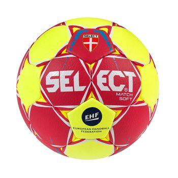 Select Match Soft håndball Rød
