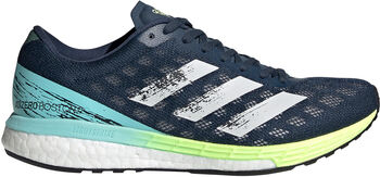 adidas Adizero Boston 9 løpesko dame Blå