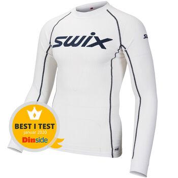 Swix RaceX Bodyw superundertøyoverdel herre Hvit