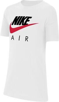 Nike Air t-skjorte junior Gutt Hvit
