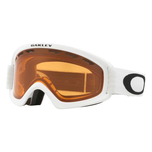 O Frame 2.0 XS Persimmon - Matte White alpinbriller