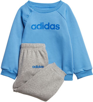 adidas Linear joggedress barn Gutt Blå