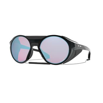 Oakley Clifden Prizm™ Snow Sapphire - Polished Black sportsbriller Grå