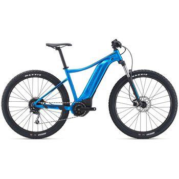 Giant Fathom E+ 3 29er el-sykkel Blå