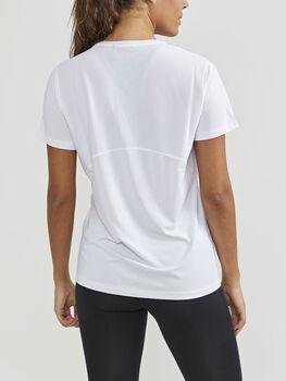 Craft Adv Essence Ss Tee teknisk t-skjorte dame Hvit