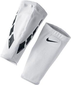Nike Guard Lock Elite Sleeve strømpe til slip-in leggskinn Herre Hvit