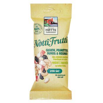 DLN Nøtti Frutti 60g Brun