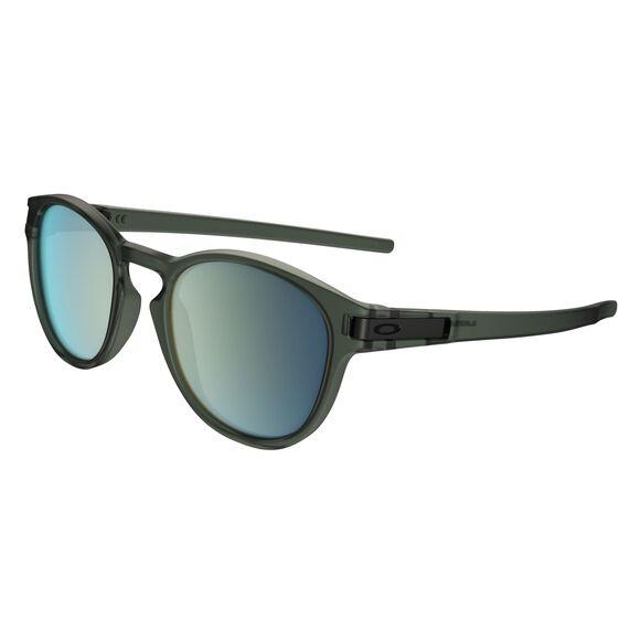 Latch Emerald Iridium - Matte Olive Ink solbriller