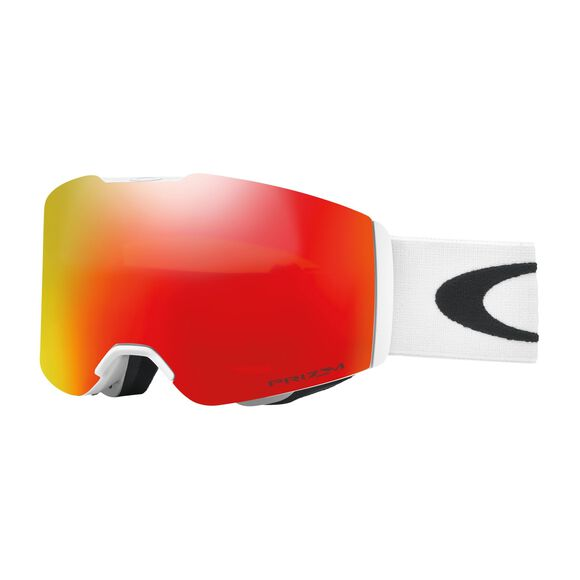 Fall Line - Matte White - Prizm™ Torch goggles