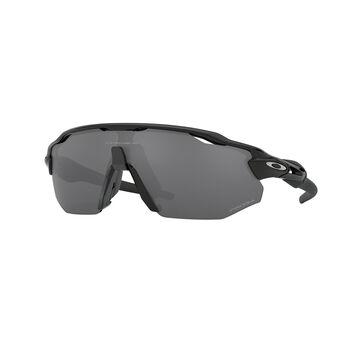 Oakley Radar EV Advancer Prizm™ Black Polarized - Polished Black sportsbriller Herre Grå