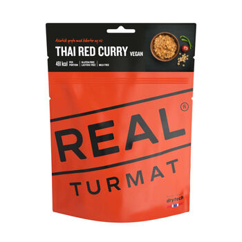 REAL turmat Thai Red Curry turmat Brun