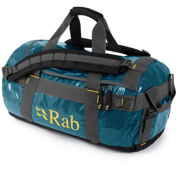 Rab Expedition Kitbag 50 L duffelbag Blå